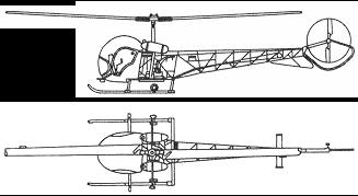 Bell 47 Plan